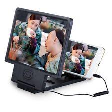 3D-Handy Bildschirmlupe HD-Video-Verstärker für Smartphone und Tabletten.~