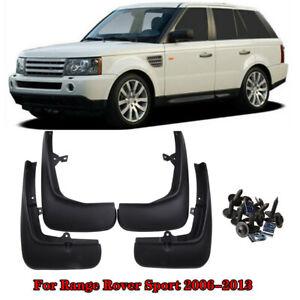 4pcs Mud Flaps Splash Guards Fit For Range Rover Sport 2006-2013 Front Rear