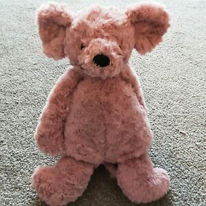 Jellycat -  Charmed Marcella Mouse WITH WHISKERS Soft Pink /Purple JELLY1646