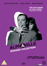 Alphaville DVD (2008) Eddie Constantine, Godard (DIR) cert PG ***NEW***