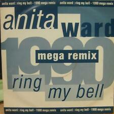 "Anita Ward(12""Vinyl)Ring My Bell-Freestyle -12 FRS 13-UK-VG+/VG"