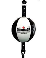 FLOOR TO CEILING BALL SPEED DOUBLE END BOXING MMA TRAINING PUNCHING EXERCISE FIT