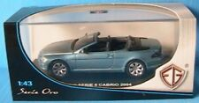 BMW SERIES 6 645 CI V8 E63 CABRIOLET ROADSTER 2004 EDISON EG SERIE ORO 1/43