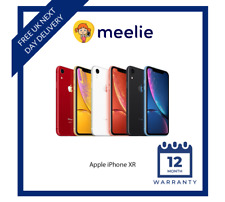 Apple iPhone XR - (Unlocked) Smartphone Various GB Colours Grades