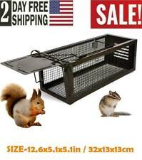Rodent Cage Catch Trap for Rats Mice Chipmunk And Small Squirrels High Quality