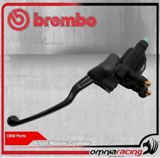 Brembo 10462062 -  Pompa Freno Anteriore Nero PS 12 Serbatoio Fluido Integrato