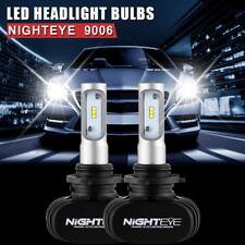 NIGHTEYE LED Headlight Bulbs Headlight with 2Pcs of 9006 HB4 9012 CSP Kit 8000LM