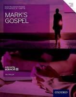 GCSE Religious Studies: Mark's Gospel: Edexcel A Unit 16 by Taylor, Ina (Paperba