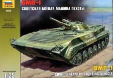 ZVEZDA 1/35 3553 BMP-1 Russian infantry fighting vehicle