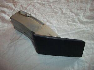 71-76 IMPALA CAPRICE DASH CARRIER POD ASH TRAY BRACKET ASSEMBLY BLACK