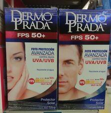 DERMO PRADA Protector Solar FPS 50+