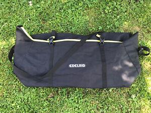 Seilsack Edelrid Liner, schwarz, top