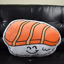 SUSHI PLUSH PILLOW by HELLO SUSHI STORE Throw Toy Sofa Bed Gift Kawaii Japanese