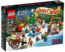 LEGO® City 60063 Adventskalender NEU OVP_ Advent Calendar NEW MISB NRFB