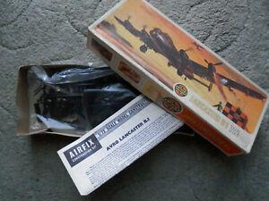 Vintage Airfix Avro Lancaster B.I Model Kit