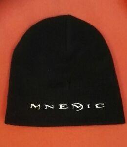 MNEMIC Beanie Mütze - Onesize / Metal / NEU