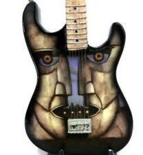 Pink Floyd DB Tribute Miniature Guitar (UK SELLER)