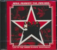 Rage Against The Machine - Live At The Grand Oly Neuf CD