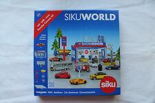 Siku 5504 Sikuworld Autohaus Showroom Porsche Carrera GT