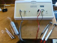 SILHOUETTE DERMALIFT DERMATONE FACIAL SYSTEM BEAUTY MACHINE. SERVICED & WARRANTY