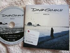 David Gilmour – Smile Label: EMI CDEMDJ 696 Promo CD Pink Floyd