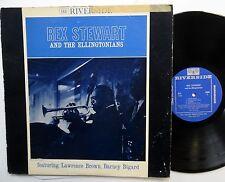 REX STEWART and the ELLINGTONIANS LP RIVERSIDE 144 Lawrence Brown BARNEY BIGARD
