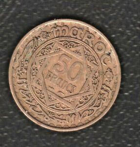 MORRCO 50 FRANCS 1371 BRASS