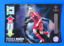 CARD ADRENALYN CHAMPIONS LEAGUE 2012/13 - RIBERY - BAYERN M. - LIMITED EDITION