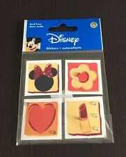 SCRAPBOOKING STICKERS JOLEE'S DISNEY MINNIE MOUSE   3D
