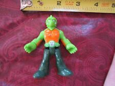 Fisher Price Imaginext NEW Knights Lizard Snake man Lions Den Castle part beast