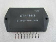 STK4863 New Replacement IC Stereo Audio Amplifier Integrated Circuit