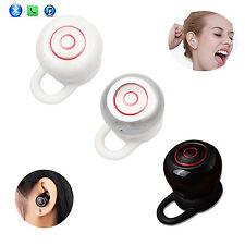 Stereo Bluetooth Mini Earphone Headset Headphone for iPhone Samsung HTC LG ASUS