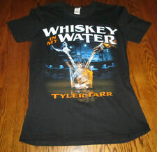 Tyler Farr Whiskey In My Water Gildan Softstyle Size S Small Concert Shirt Tee T
