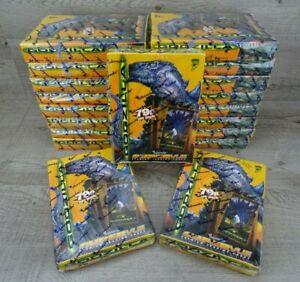 Godzilla Supervue Movie Trading Cards Box Inkworks 1998 Factory Sealed 36 Packs