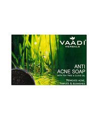 Vaadi Anti Acne Soap - Clove & Tea Tree Oil 75 gm