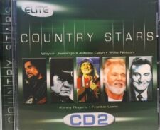 Country Stars cd2 14 track