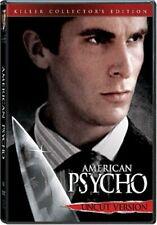 American Psycho (Dvd) New