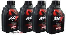 300v Fábrica Línea carretera Racing 15w50 Motul motor aceites