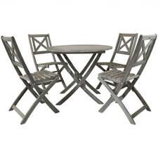 Garten-Garnituren & -Sitzgruppen aus Holz