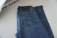 G-STAR LYNN SKINNY WMN Damen Slim Fit Super stretch Jeans  W25 L30 darkblue ad15