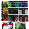 For Kawasaki ZZR 600 1990-2008 CNC Aluminum Complete Motorcycle Fairing Bolt Kit