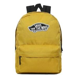 Vans NEW Women's Realm Backpack - Olive Oil BNWT