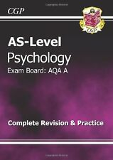AS-Level Psychology AQA A Complete Revision & Practice for exams until 2015 on,