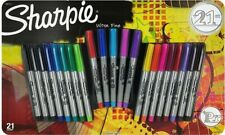 Sharpie Ultra Fine Tip Permanent Markers 21 Ct. *New in Package*