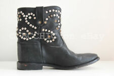 Isabel Marant Wedge Leather Boots for Women