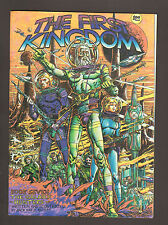 1977 The First Kingdom #7 ~ Jack Katz Underground Sci-Fi - (Vf+) Wh