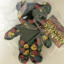 """Grateful Dead BEAN BEAR 7"""" PSYCHEDELIC SHAKEDOWN Plush Doll Toy F/S"""