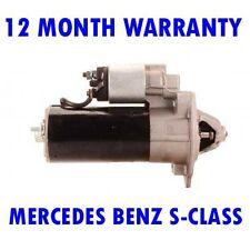 Mercedes Benz CLASE S 420 500 560 1985 1986 1987 1988-1991 Motor de Arranque