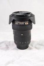 Nikon Nikkor 16-35mm AF-S f/4G ED VR lens