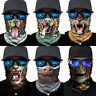 3D Animal  Motorcycle Biker Neck Tube Scarf Snood Face Mask Warmer Balaclava